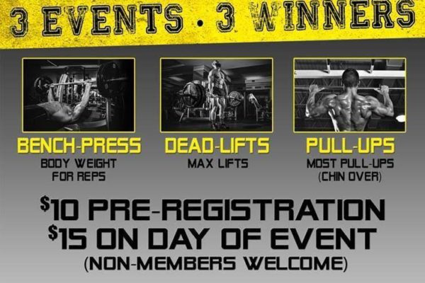 powerlifting contest